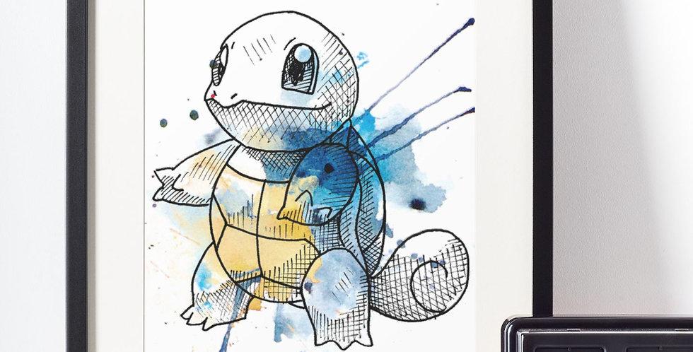 Affiche Dessin Pokemon 467