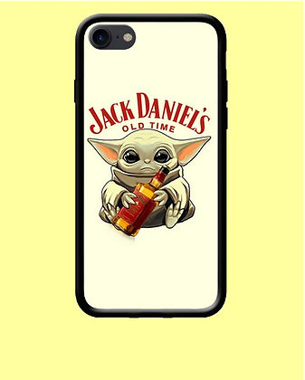 Coque mobile Iphone Jack Daniel's 322
