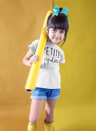 T-shirt pipelette