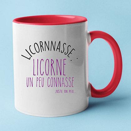 Mug citation licorne et licornasse