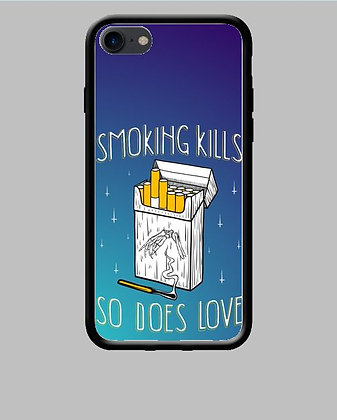 Coque mobile iPhone fumer tue 199