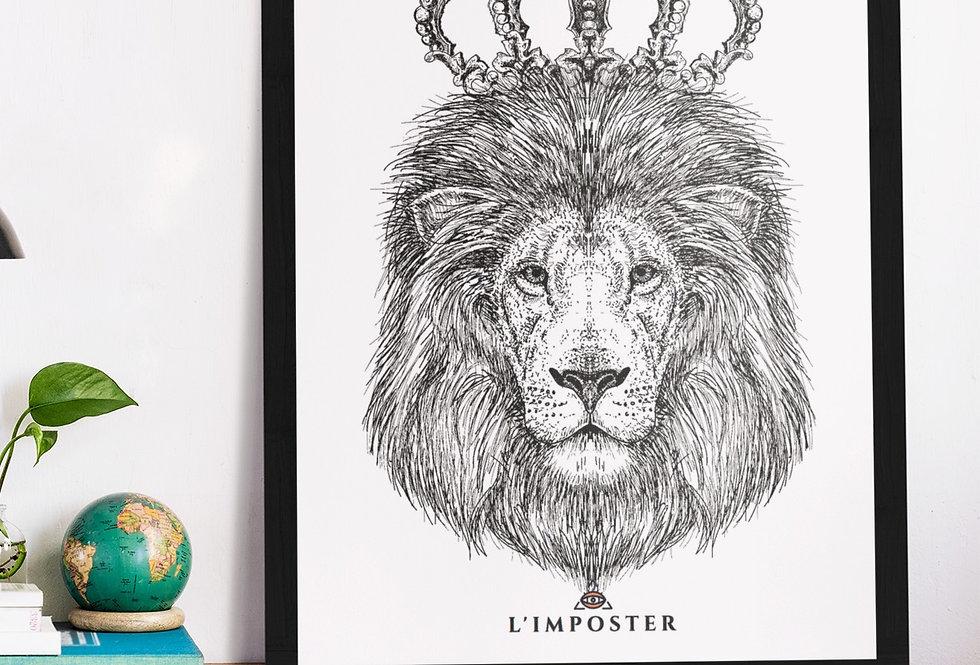 Affiche Roi Lion 283