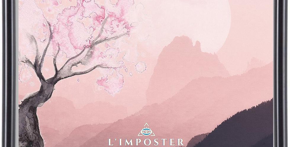 Affiche Illustration Sakura 277