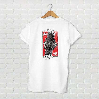 T-shirt Love King Pas chère Original