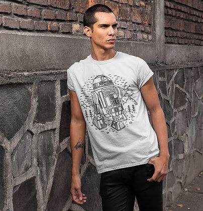 T-shirt R2D2 By Azze .