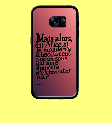 Coque mobile samsung alice 221
