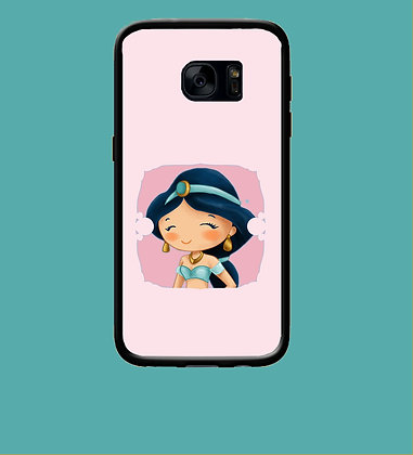 Coque mobile Princesse Jasmine 289