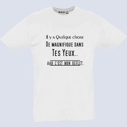 T-Shirt Unisexe Il y a quelque chose de magnifique