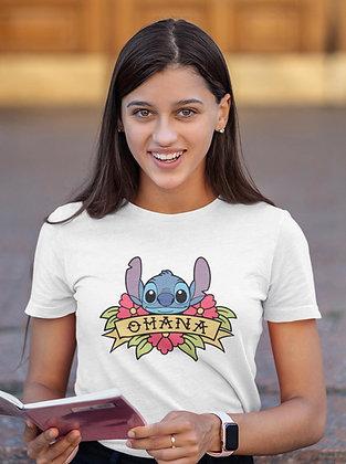 T-shirt Ohana stitch