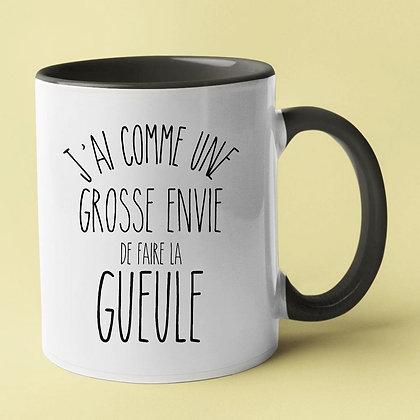 Mug j'ai envie