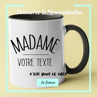 Personnalistion t-shirt mug pull pas cher