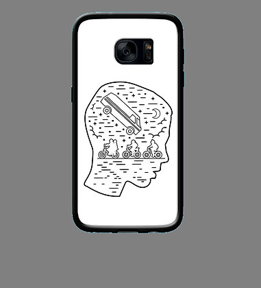 Coque mobile samsung Stranger things 50