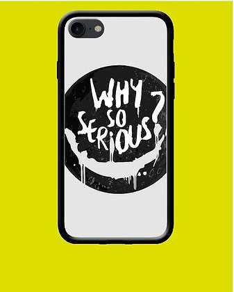 Coque mobile Iphone why so serious 309