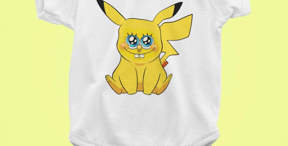 Body Bébé pikachu