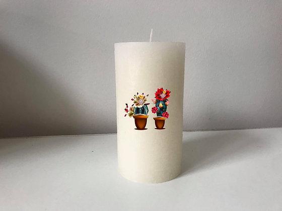 Bougie Personnalisée Nany Candle cactus