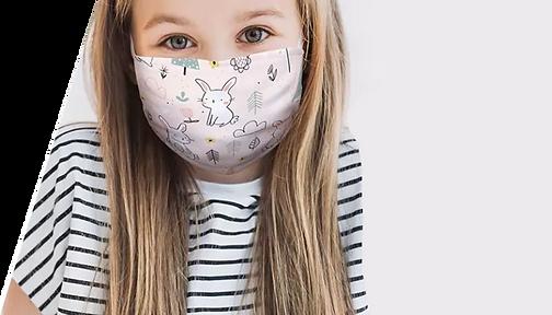 masque protection pour enfant