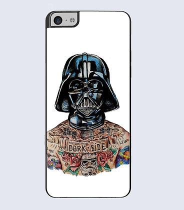 Coque mobile iphone Dark side tatoo 8