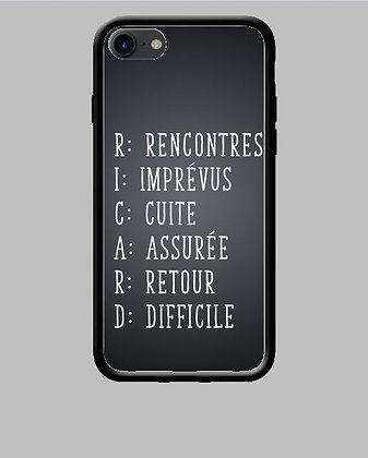 Coque mobile iPhone ricard 209