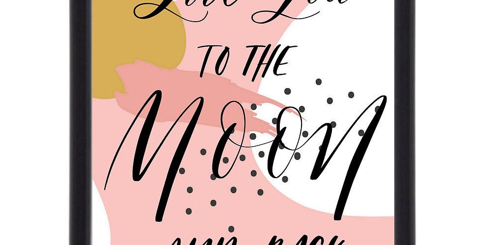Affiche Citation Love you 295