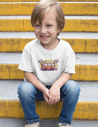T-shirt Sweat Enfant Van vintage