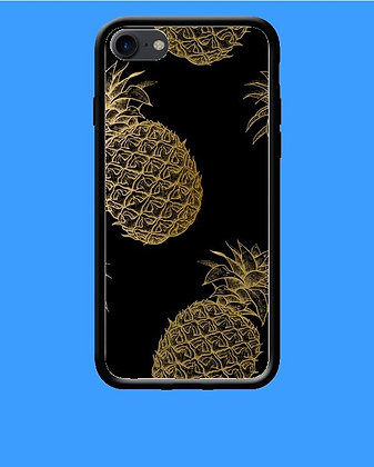 Coque mobile iPhone ananas 191