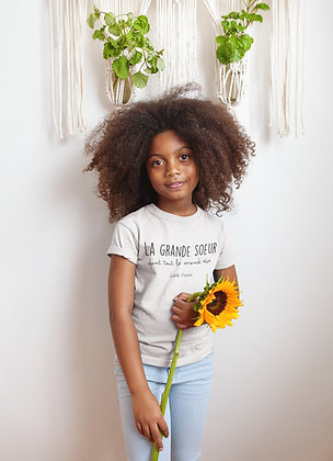 T-shirt grande sœur