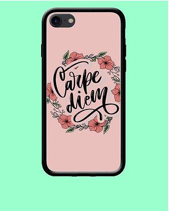 Coque mobile Iphone Carpe diem 303