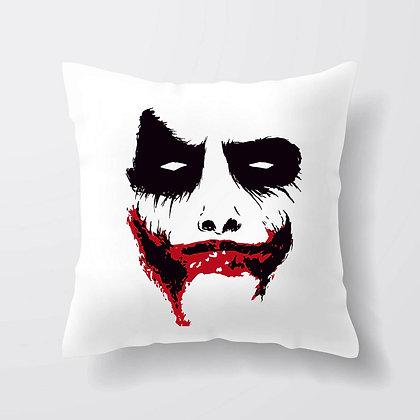 Housse de coussin Clown Joker
