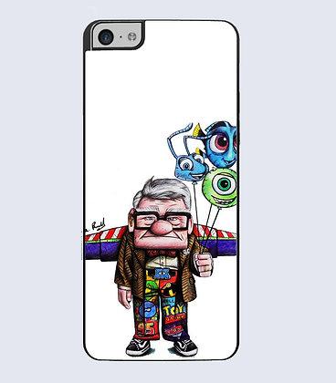 Coque mobile iphone Carl tatoo