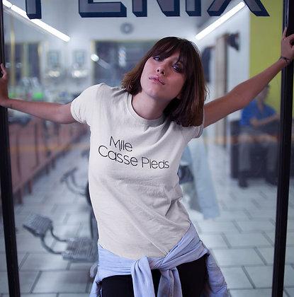 T-shirt Mlle casse pieds