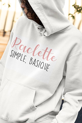 Sweat Pull Over Raclette simple basique