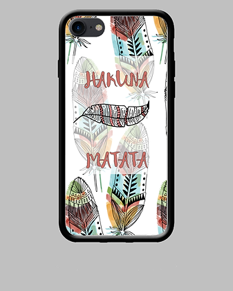 Coque mobile iPhone hakuna matata 236