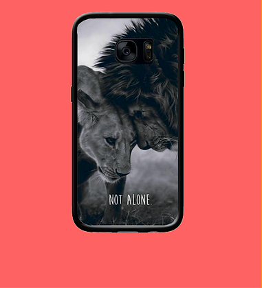 Coque mobile samsung lions love 235