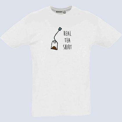 T-Shirt Unisexe Real tea shirt citation