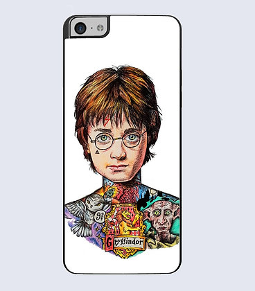 Coque mobile iphone Harry tatoo