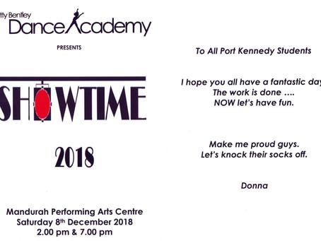 Concert 2018 - Port Kennedy