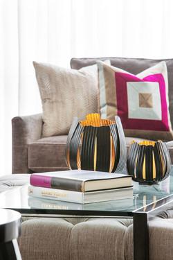 Interior Design Montreal living room