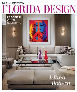 Florida Design Magazine Miami Edition Evolution Design