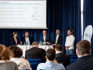 Digitale Woche 2019 - Es tut sich etwas in Kiel