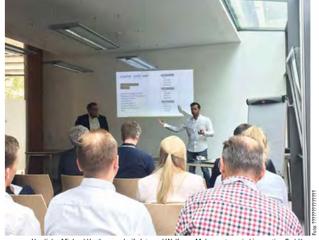 Digitalisierung in Kiel und Schleswig Holstein - clarifydata ist mittendrin