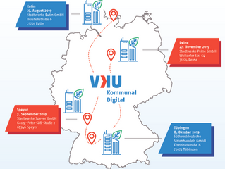 KommunalDigital-Tour: Station Eutin 27.08.2019