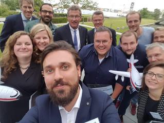 Überflieger 2019 - eine tolle Veranstaltung mit vielen Gewinnern!