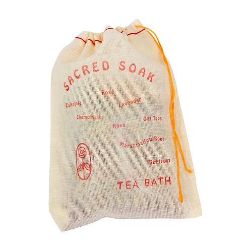 Sacred Soak Tea Bath