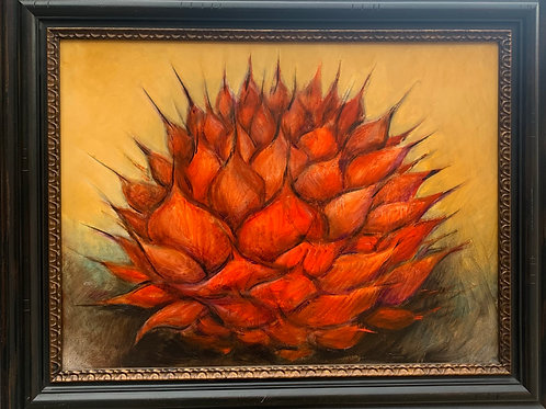 Red Agave (Agave Series II)