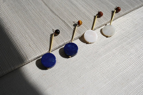 Pendulum Drop Earrings