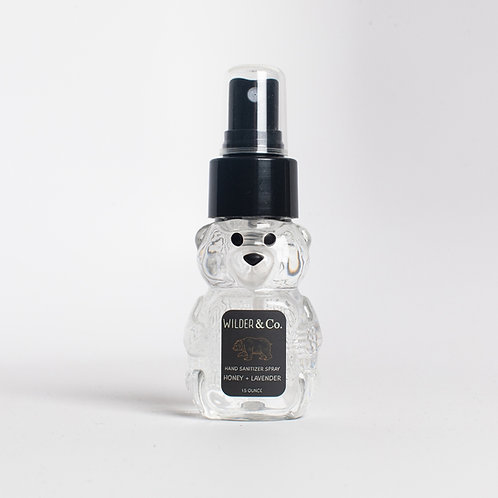 Honey Bear Hand Sanitizer