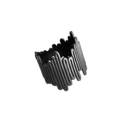 Oxidized Thread Ring Size 7