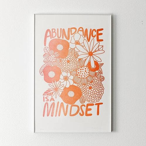Abundance is a Mindset