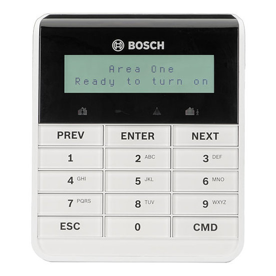 Bosch Wireless Security System