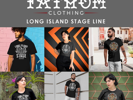 Fathom Clothing Launches LONG ISLAND STAGE line